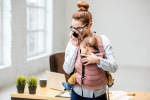 Study: Women Working More but Facing Barriers due to Lack of Paid Leave, Overwork